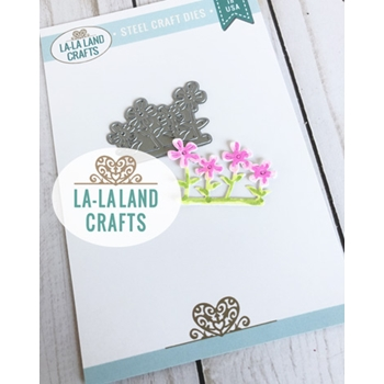 La-La Land Crafts FLOWER BUNCH Die 8465
