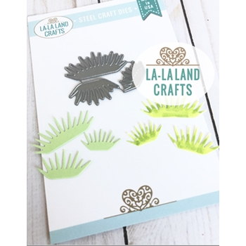 La-La Land Crafts GRASS PATCHES Dies 8462