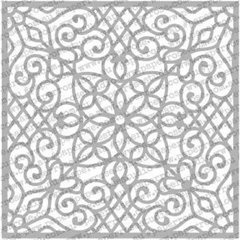 Paper Rose MOROCCAN LATTICE 6x6 Stencil 18138