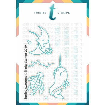 Trinity Stamps TURTLEY AWESOME Die Set 575636