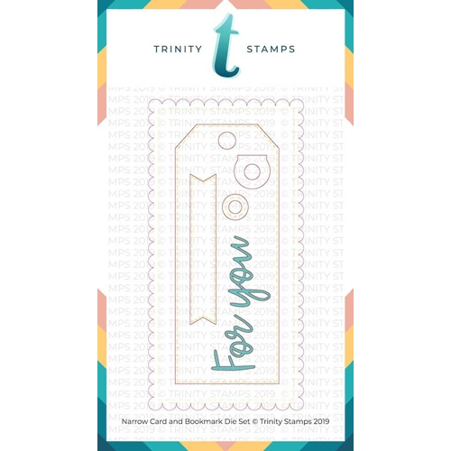 Trinity Stamps NARROW CARD AND BOOKMARK Die Set 791527 Preview Image