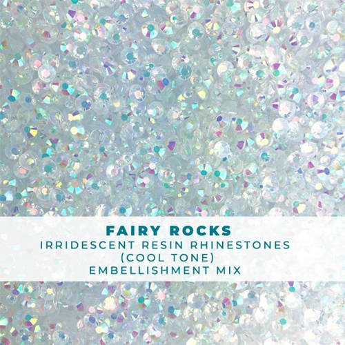 RESERVE Trinity Stamps FAIRY ROCKS Embellishment Box 1549251900 Preview Image