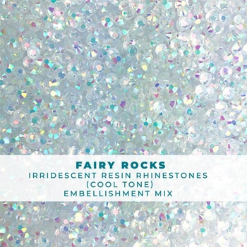Trinity Stamps FAIRY ROCKS Embellishment Box 1549251900