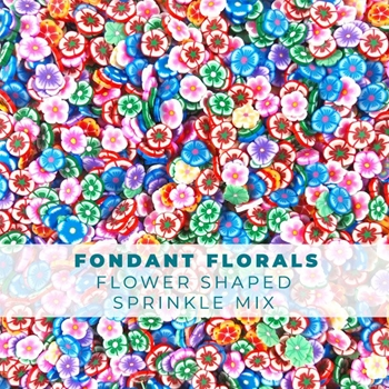 Trinity Stamps FONDANT FLORALS Embellishment Box 1541648430