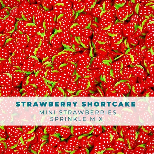 Trinity Stamps STRAWBERRY SHORTCAKE Embellishment Box 1543206484 Preview Image