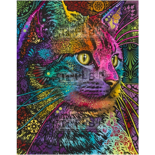 Stamplistic Cling Stamp FELIS Dean Russo l190703 Preview Image