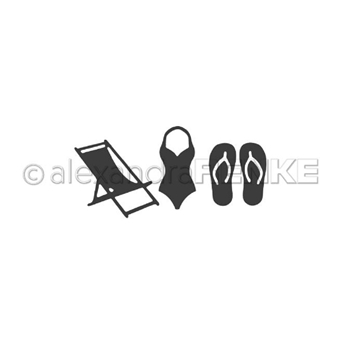 Alexandra Renke BEACH ACCESSORIES Dies darso0002