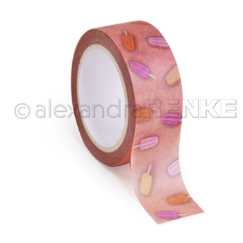 Alexandra Renke ICE CREAM Washi Tape wtarmu0019*