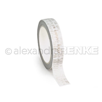 Alexandra Renke HAPPY GOLD Washi Tape wtarty0011