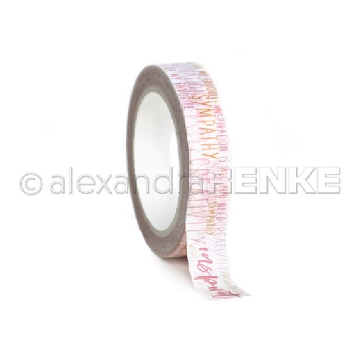 Alexandra Renke ORANGE CREATIVITY Washi Tape wtarty0012 Preview Image