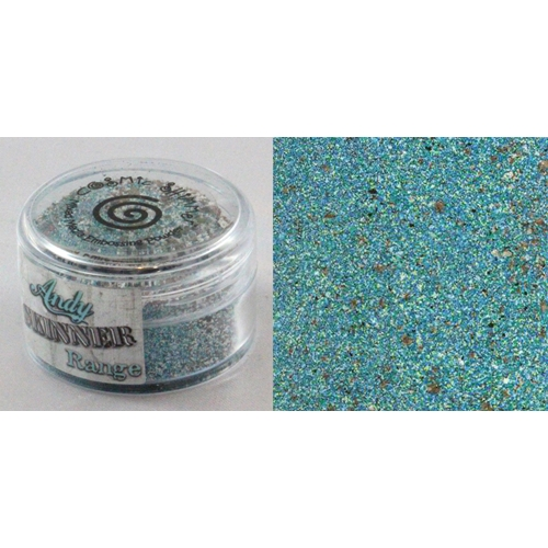 Cosmic Shimmer CRYSTAL GLAZE Andy Skinner Embossing Powder csasepcry Preview Image