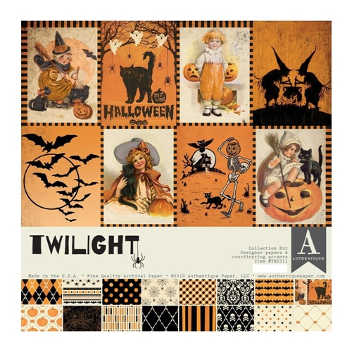 Authentique TWILIGHT 12 x 12 Collection Kit twi011 Preview Image