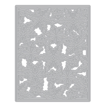 Hero Arts Fancy Die SNOWFLAKE PATTERN Cover Plate DI662