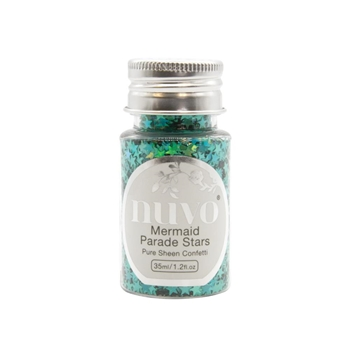 Tonic MERMAID PARADE STARS Nuvo Pure Sheen Confetti 1072n