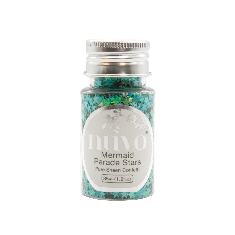 Tonic MERMAID PARADE STARS Nuvo Pure Sheen Confetti 1072n zoom image
