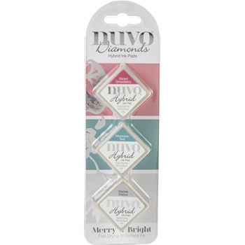 Tonic MERRY AND BRIGHT Nuvo Diamond Hybrid Ink Pads 87n