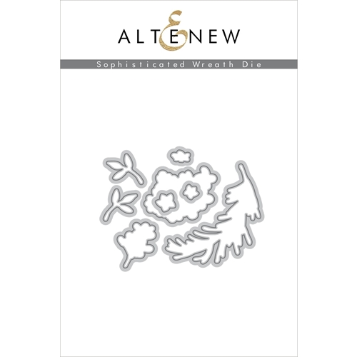 Altenew SOPHISTICATED WREATH Dies ALT3389 Preview Image