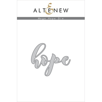 Altenew MEGA HOPE Die ALT3380