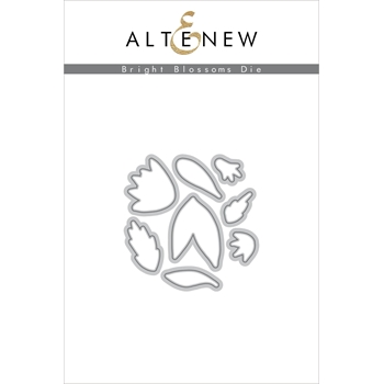 Altenew BRIGHT BLOSSOMS Dies ALT3367