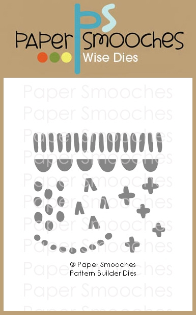 Paper Smooches PATTERN BUILDER Wise Dies A2D447 zoom image