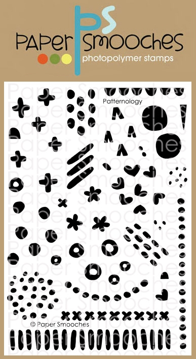 Paper Smooches PATTERNOLOGY Clear Stamps J3S310 zoom image