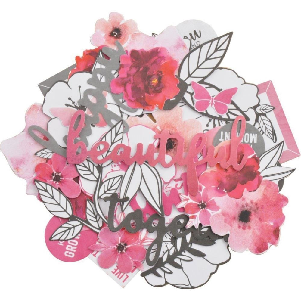 Kaisercraft MAGENTA COLLECTABLES Die Cut Shapes CT965 zoom image