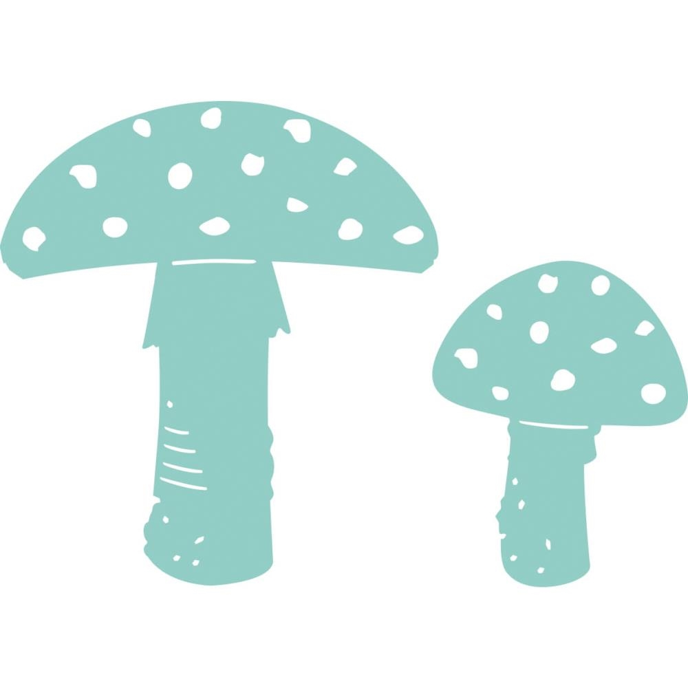 Kaisercraft TOADSTOOLS Decorative DIY Cuts Dies DD641 zoom image