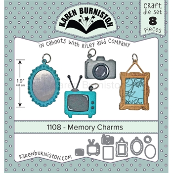 Karen Burniston MEMORY CHARMS Dies 1108