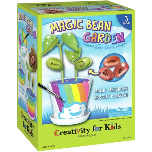 Faber-Castell MAGIC BEAN GARDEN KIT Creativity For Kids 6224000 Preview Image