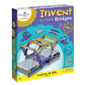 Faber-Castell INVENT BOUNDLESS BRIDGES KIT Creativity For Kids 3615000*