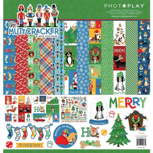 PhotoPlay MUTTCRACKER 12 x 12 Collection Pack mut9537 Preview Image