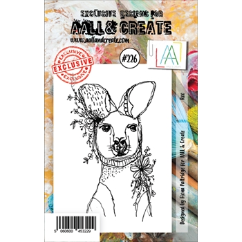 AALL & Create ROO 226 Clear Stamps aal0026