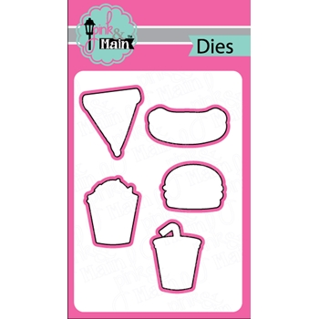 Pink and Main SUPERSIZED Dies PNM228
