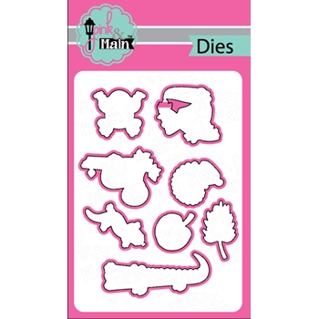 Pink and Main TOUCAN DO IT Dies PNM229