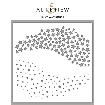Altenew MILKY WAY Stencil ALT3459