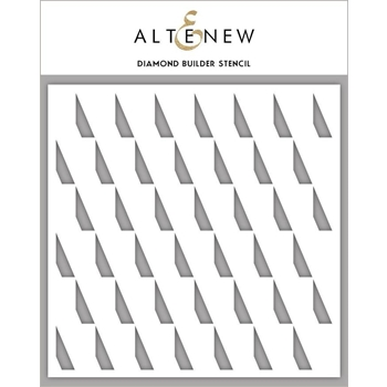 Altenew DIAMOND BUILDER Stencil ALT3458