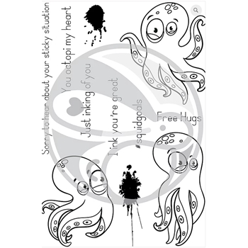 The Rabbit Hole Designs INKY Clear Stamps TRH-35DD