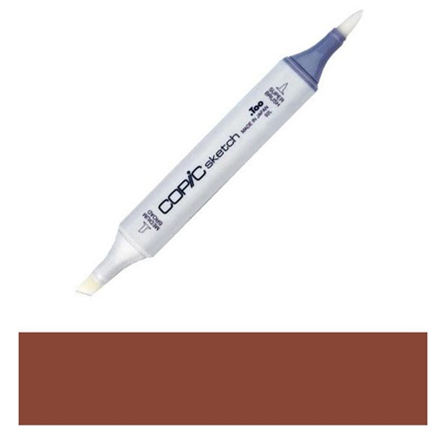 Copic Sketch Marker E29 BURNT UMBER Brown Preview Image