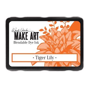 Ranger Wendy Vecchi TIGER LILY Make Art Dye Ink Pad wvd64404 *