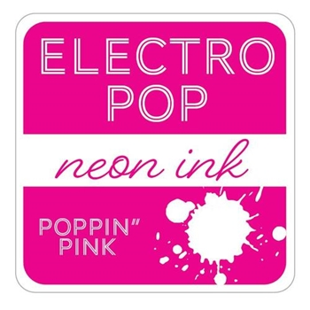 Gina K Designs POPPIN' PINK ElectroPop Ink Cube 166