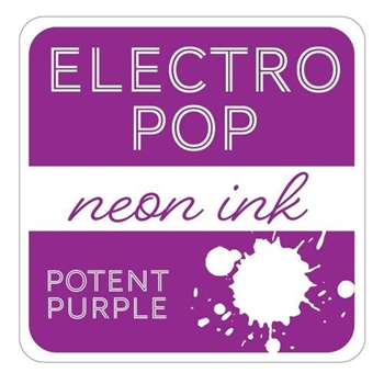 Gina K Designs POTENT PURPLE ElectroPop Ink Cube 159