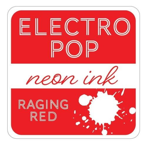 Rina K Designs RAGING RED ElectroPop Ink Pad 098 Preview Image