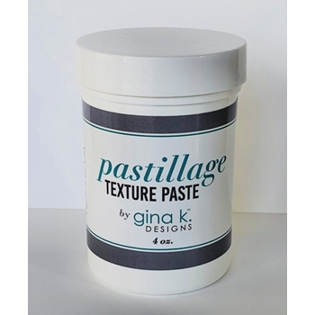 Gina K Designs PASTILLAGE Texture Paste 173