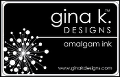Gina K Designs OBSIDIAN Amalgam Ink Pad 855 Preview Image