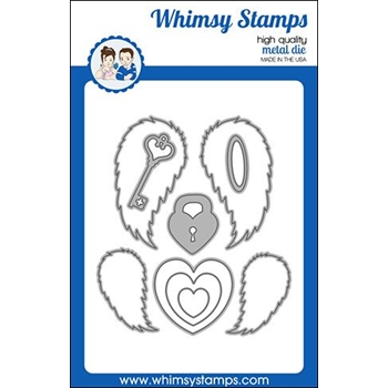 Whimsy Stamps GOTHIC Dies WSD414