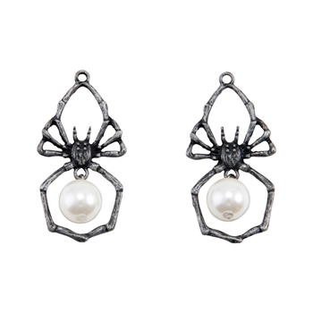 Tim Holtz Idea-ology SPIDERS Adornments th93985