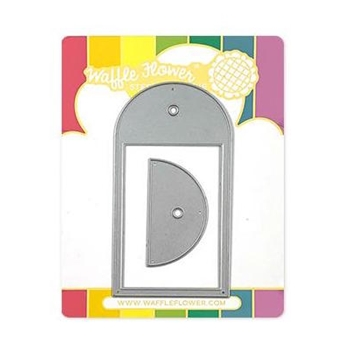 Waffle Flower COMBO SWATCH TAG Dies 310325