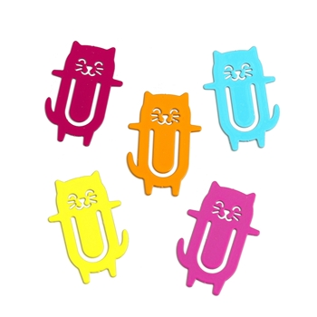 American Crafts Amy Tangerine PAPERCLIPS Slice of Life 354172