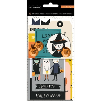 Crate Paper HEY PUMPKIN Ephemera 350887