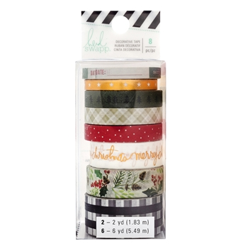 Heidi Swapp WINTER WONDERLAND Washi Tape Set 314790